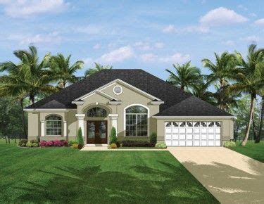 eplans mediterranean modern house plan 3 story beach florida house plans florida houses and house plans on