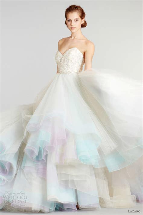 pastel colored dresses wedding dress pastel colors
