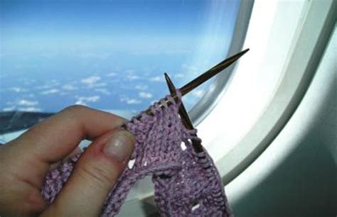 can i take knitting needles on the plane 7 tips for safely bringing knitting supplies on flights