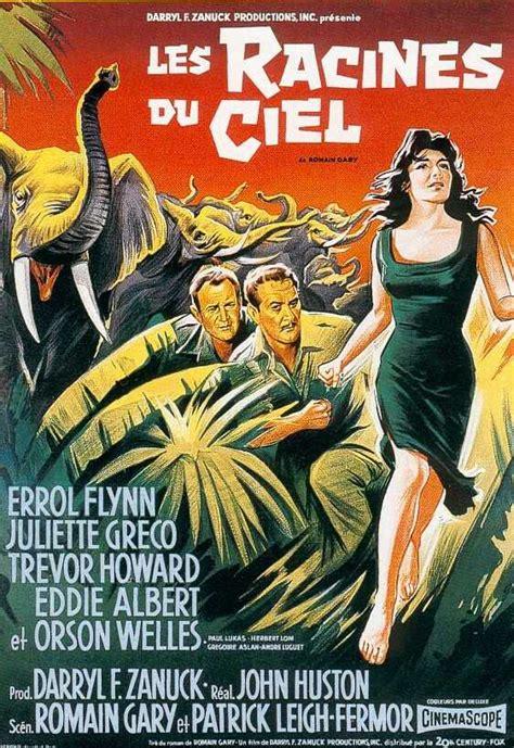 libro les racines du ciel les racines du ciel film 1958 senscritique