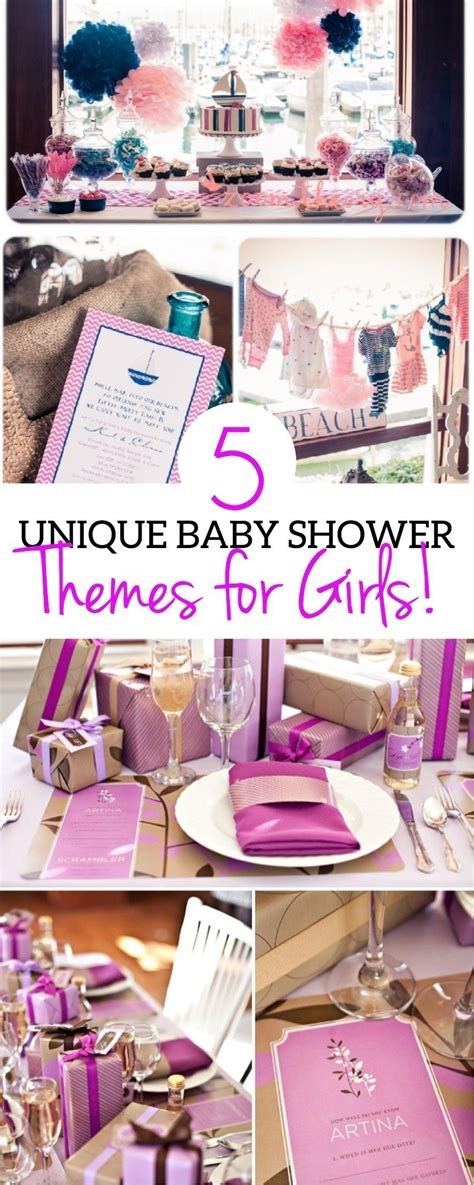 Unique Baby Shower Ideas For by 5 Unique Baby Shower Ideas For We These