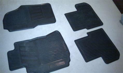 infiniti g35 all weather floor mats fs canada gta 06 g35x sedan all weather floor mats