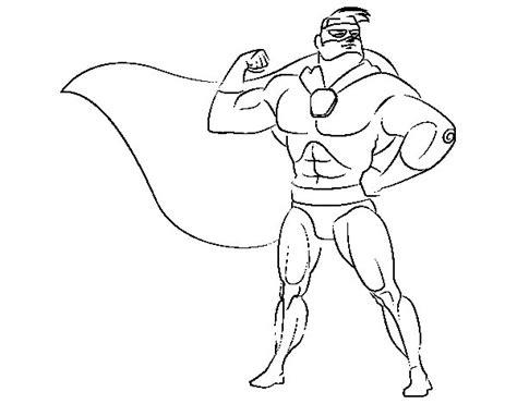 imagenes para colorear niños heroes dibujo de h 233 roe enmascarado para colorear dibujos net