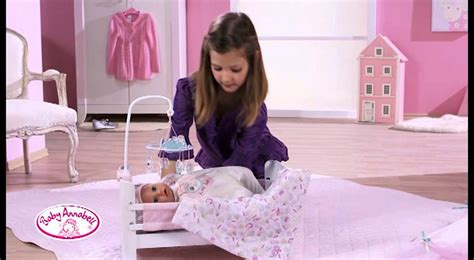 annabelle doll unboxing zapf baby annabell doovi