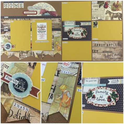 scrapbook layout sites authentique homestead best site ever for page layout kits