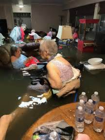 Nursing Tx Elderly Nursing Home Residents Rescued From Hurricane