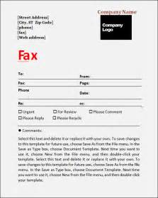 fax cover sheet template 6 free in word pdf