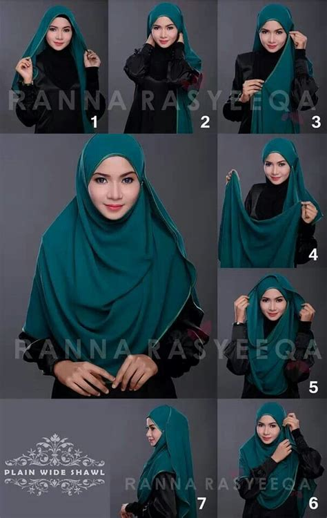simple hijab tutorial style for beginners how to wear hijab step by step tutorial in 15 styles
