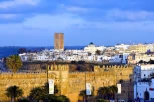 marokko le le spiagge de rabat il centro marocco marocco