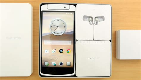 Headset Oppo N1 Oppo N1 Unboxing Best Technology On Your Screen