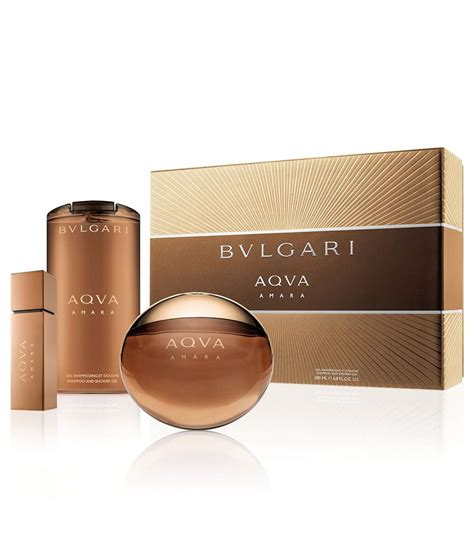Bvlgari For Giftset 1 bvlgari aqva amara gift set for 3 pcs buy at best prices in india snapdeal
