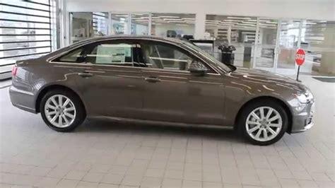 Audi Dakotagrau Metallic by 2016 Audi A6 Dakota Gray Metallic Stock 110581 Walk