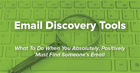 Finding Addresses Of For Free How To Find Email Addresses The Tools Tips Tactics You Need Yesware