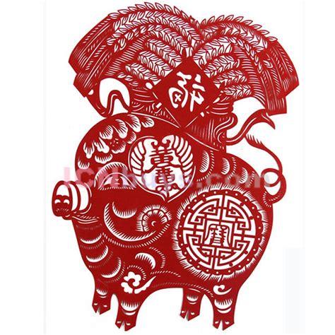 chinese paper cutting decorative paper cut frame paper cutting chinese zodiac monkey clever