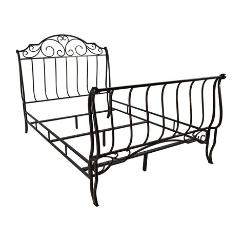Used Metal Bed Frame 84 Tribeca Home Tribeca Home Bronze Metal Size Bed Frame Beds