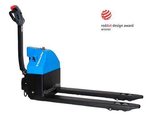 hub wagen elektrischer hubwagen mit batterie und ladestandsanzeige