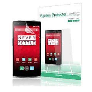 Oneplus One Anti Glare Screen Guard Screen Protector Anti Gores oneplus one original premium screen guard protector