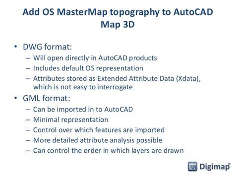 gml format converter 4 march 2015 digimap urban map data cad