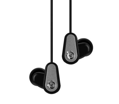Headset Flux steelseries flux in ear pro gaming headset review