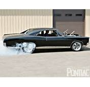 1967 Pontiac Gto Traction Control