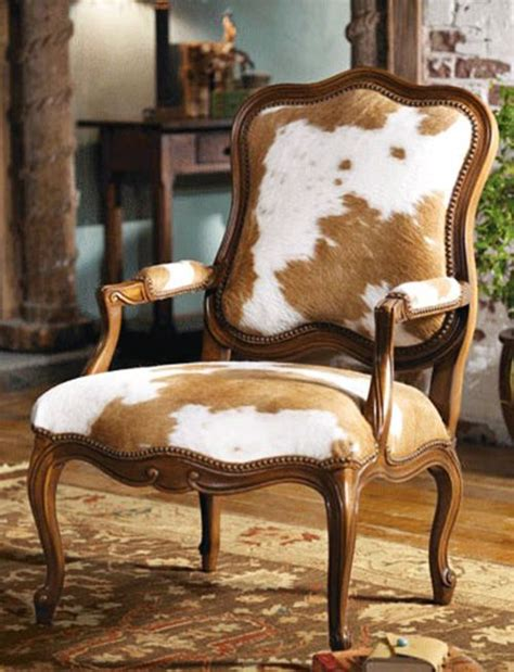 cowhide upholstered chairs 17 best ideas about cowhide chair on cow hide