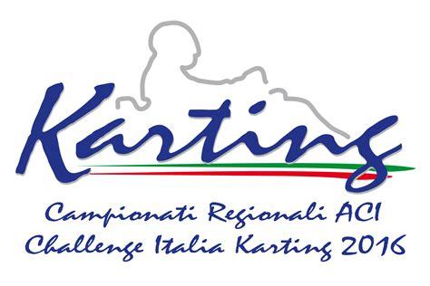 Calendario Kart 2016 Il Nuovo Challenge Italia Karting E I Cionati Regionali