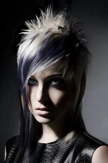 short feathered mullet hair cut 104 best shag and mullet hairstyles images on pinterest