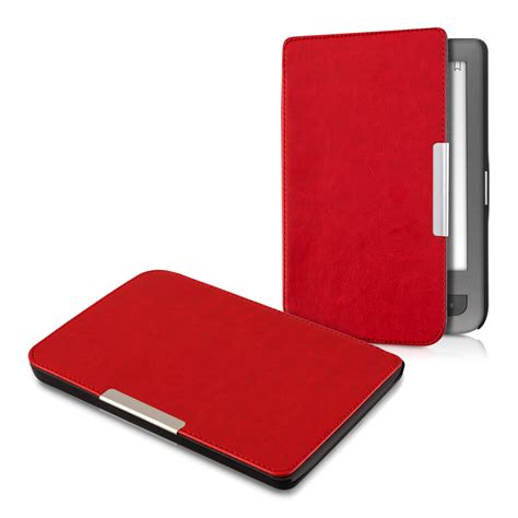 Flip Cover 2 kwmobile flip cover for pocketbook touch 3 touch 2