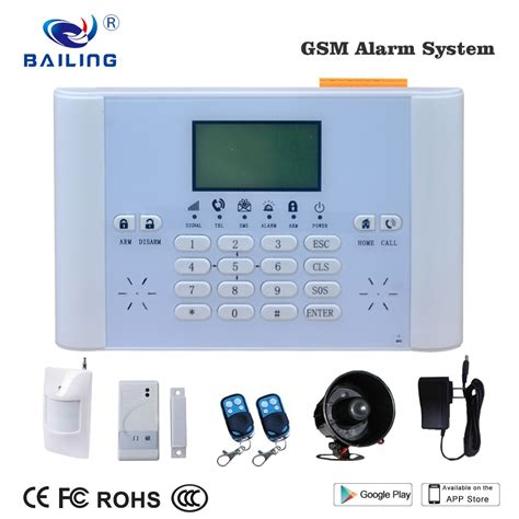 the best price gsm alarm system security alarm system
