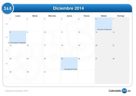 Calendario Diciembre 2014 Calendario Mes De Diciembre 2014 Newhairstylesformen2014
