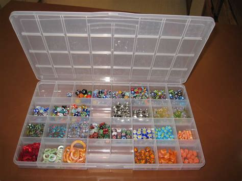 and crafts organizer the zen of bead organization think crafts by createforless