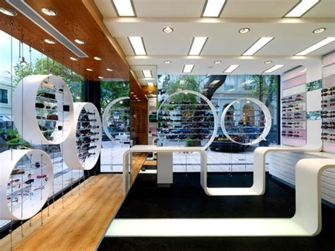 Designer Len Shop by Optic Shop Laskaris By Darchstudio Shops
