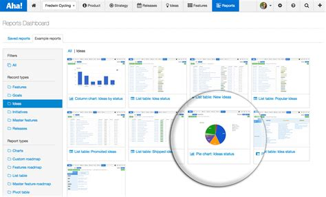 dashboard report templates just launched the new reports dashboard for product