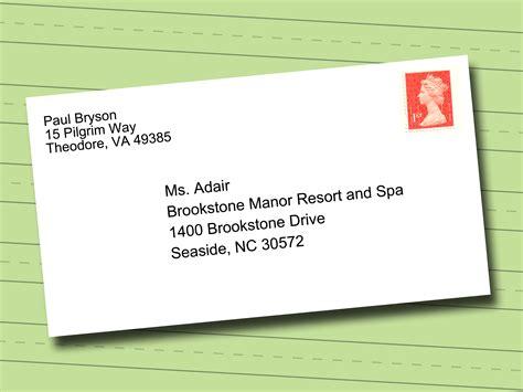 letter envelope address dolap magnetband co
