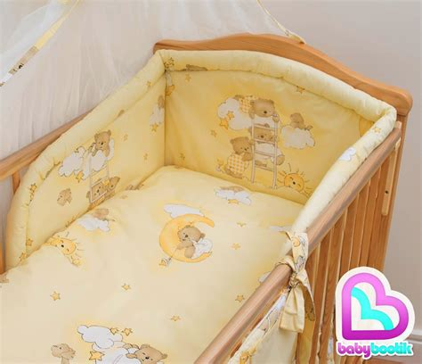 Safe Comforters For Babies by 5 Baby Bedding Set Duvet Cover Safety Bumper