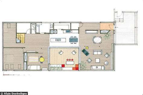 Idée Plan Maison En Longueur 3870 by Notre Loft Sur La Construction De Notre Loft Et