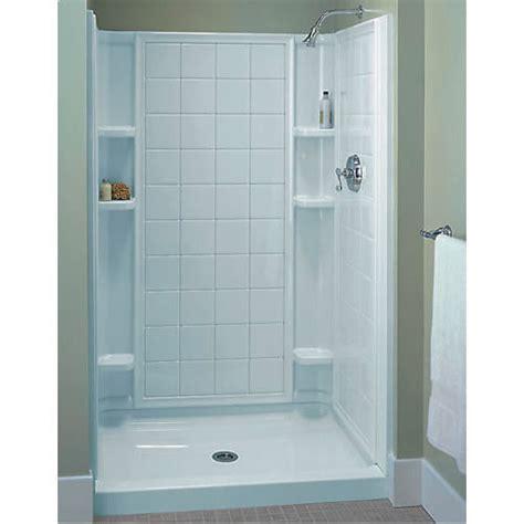 3 piece bathtub shower unit 3 piece shower stalls from oasis bathroom ideas pinterest shower enclosure shower units