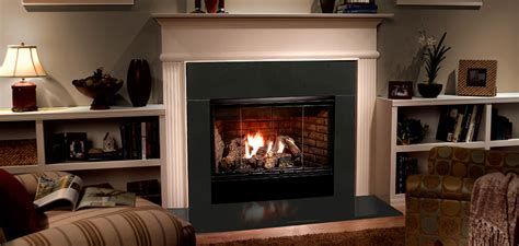 reveal b vent gas fireplaces by majestic products