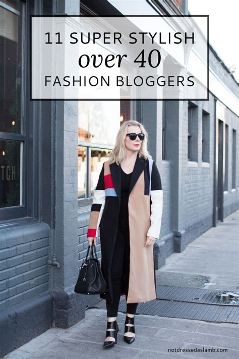 Amazing Style Blogs by 11 More 40 Fashion With Amazing Style Not