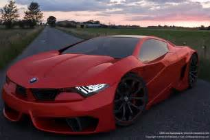Bmw That Looks Like A Lamborghini Bmw And Lamborghini Concept Studies