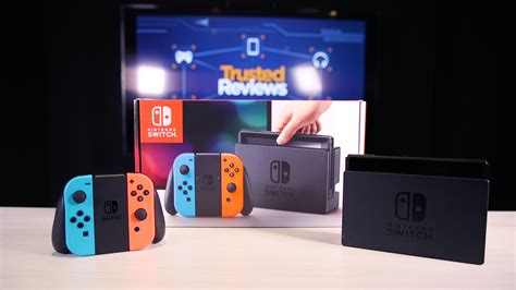 Nintendo Switch nintendo switch review the most exciting console