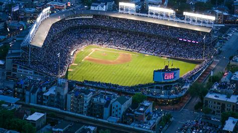 Baseball Wall Mural da52 4k ultra hd wrigley field hd wallpaper wrigley
