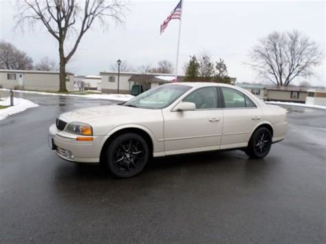 2002 lincoln ls v8 engine for sale sell used 2002 lincoln ls v8 clean low