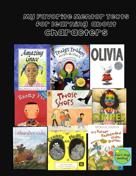 picture books to teach character best 25 teaching character traits ideas only on
