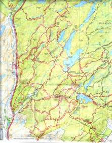 Harriman State Park Map by Harriman State Park Hike 12 14 Miles Hudson Valley