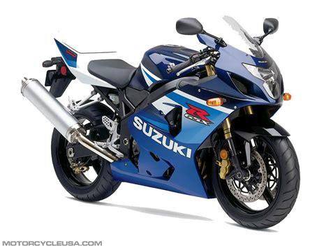 2004 Suzuki Gsxr 600 Review Image Gallery 2005 Suzuki Gsx R 600
