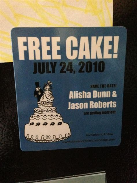 Funny Save the Date! Cute for Birthday Celebration too at