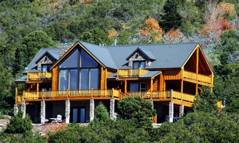 luxury mountain log homes luxury log cabin home luxury log home plans mexzhouse