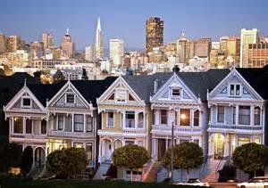 Row Of Houses In San Francisco - alamo square san francisco neighborhoods cbpi