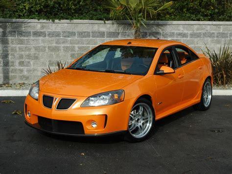 pontiac g6 gxp sedan 2005 pontiac g6 gxp custom sedan 81771